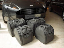 Aston Martin DB9 Volante Cabriolet Luggage Baggage Bag Case Set