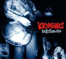 KRYPTONICS - Rejectionville. 2CD Aust 80s garage rock (You Am I, Radio Birdman)