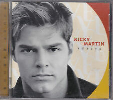 CD 14T RICKY MARTIN VUELVE INCLUS THE OFFICIAL SONG OF THE WORLD CUP FRANCE' 98
