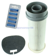 Vacuum Cleaner Hepa Filter Kit to fit Vax Power 2 Pet U90-P2-P +5 Free Freshener