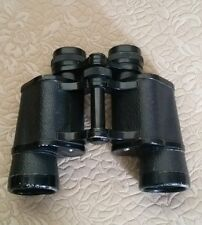 Vtg Japan Nippon Kogaku Tokyo Mikron Binoculars 8x35 7 degree