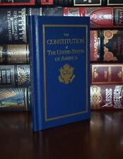 The Constitution of the United States of America Deluxe Hardcover Collectible