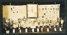 1920 DUKE KAHANAMOKU Swimming/Surfing Vintage TROPHY COLLECTION Photo