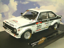 SUNSTAR 1/18 FORD ESCORT RS1800 #201 WINNER RALLY DE PORTUGAL REVIVAL 2010 #4493