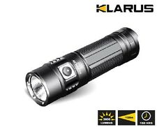 Klarus G20 3000 LUMEN MINI dual-switch Super-Bright TORCIA