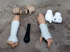 1/6 KUMIK Michael Jackson Arm & MIC NO body Head Sculpt Pants Jacket Hot Toys CY