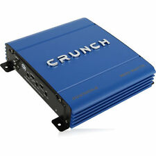 Crunch PDX-1000.2 1000 Watt 2-Channel Class A/B Car Amplifier Car Audio Amp