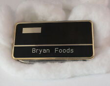 Bryan Foods - Money Clip Tool Kit - Advertising Item -