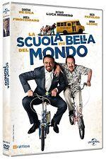LA SCUOLA PIU' BELLA DEL MONDO (DVD) COMMEDIA con Christian De Sica, R. Papaleo
