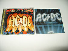 AC/DC Hard As A Rock cd 2 TRACK SINGLE 1995 excellent condition