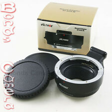 Viltrox Auto Focus Electronic Canon EOS EF EF-S lens to EOS M EF-M Mount Adapter