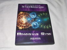The Fractal Meditation System DVD Brainwave Sync System Entrainment