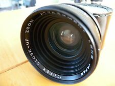ITOREX JAPAN 52MM CLOSE-UP ZOOM ATTACHMENT LENS with case
