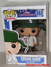 FUNKO POP 2015 NATIONAL LAMPOON'S CHRISTMAS VACATION COUSIN EDDIE #243 In Stock