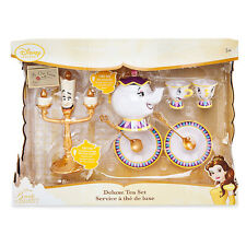 Disney Store Beauty and the Beast Singing Tea Set