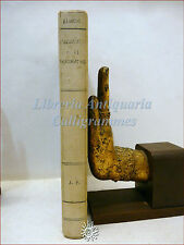 DIRITTO: Bianchi, L'AVVOCATO E IL PROCURATORE 1935 Milano parcelle onorari leggi