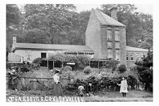 pt4696 - Coxley Valley Tea Rooms , Yorkshire - photo 6x4