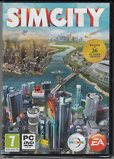 SimCity PC 2013 Brand New Sealed Fast Shipping XP Vista 7 8 10 Sim City 5 Deluxe