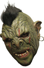Orc Mok Deluxe Chinless Latex Mask Adult Halloween Accessory TB27543