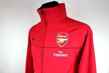 AUTHENTIC JACKET NIKE ARSENAL LONDON RED  TRAINING TOP TRACKSUIT SIZE (L)