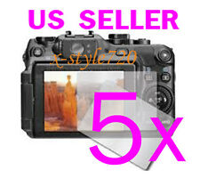 5x Clear LCD Screen Protector Guard Cover Film For Canon PowerShot G12