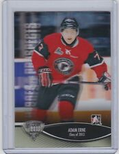 2012-13 IN THE GAME HEROES AND PROSPECTS ADAM ERNE ITG CLASS 2013 SP #163
