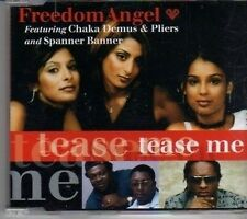 (CK911) Freedom Angel, Tease Me - 2005 CD