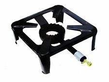 New Cast Iron Large Gas LPG Burner Cooker Gas Boiling Ring Restaurant Catering**