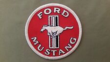 ford mustang embroidered patch