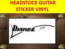 IBANE JEM BLACK PEGATINA STICKER GUITAR VISIT OUR STORE WITH MANY MORE MODELS
