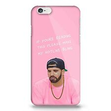 Drake High Quality Hotline Bling Crying Hard Plastic Case for iPhone 6 6s PLUS
