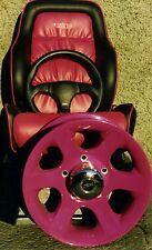 "SUZUKI VITARA ""PRETTY IN PINK"" STYLING KIT, PINK ALLOYS, PINK/BLACK KONIG SEATS"