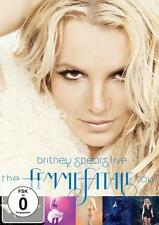 Britney Spears - Britney Spears Live: The Femme Fatale Tour *DVD*NEU*88697986689