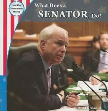 What Does a Senator Do? (How Our Government Works)