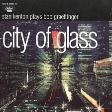 "Stan Kenton ""City of Glass: Stan Kenton Plays Bob Graettinger"" NEW CD - OOP"