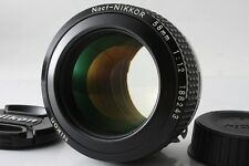 C013-396***Excellent+++***Nikon Nikkor Noct 58mm f1.2 Ai-s Lens From Japan