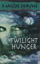 TWILIGHT HUNGER (Wings in the Night #07) by Maggie Shayne (2002, Paperback)