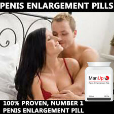 MAN UP PENIS ENLARGEMENT PILLS TABLETS MONSTER PENIS WILLY ENLARGEMENT