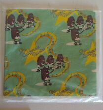 California Raisins GIFT WRAP New in Package 1988 vintage