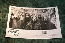 MENTAL HOME 5 X 7 RARE 1996 OFFICIAL PROMO PICTURE VERY RARE HTF OOP MINT