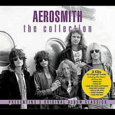 The Collection: Aerosmith/Get Your Wings/Toys in the Attic [2005 Small Box]...