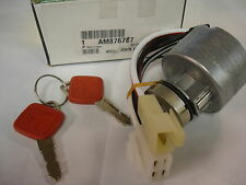 JOHN DEERE IGNITION SWITCH & KEYS FOR 670,870,970 & OTHER COMPACTS - AM876787