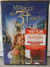 Miracle on 34th Street (DVD 2006 2-Disc Set Special Edt) BRAND NEW NO SLIPCOVER
