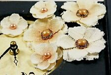 Prima Marketing Inc: Calcutta Flower Collection - Seashell