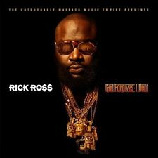 Rick Ross, God Forgives, I Don't [Edited], New Clean
