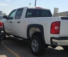 FOR 07-13 SILVERADO 1500 FACTORY STYLE FENDER FLARES STANDARD CAB & EXTENDED CAB