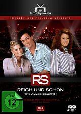 Reich und Schön - Box / Staffel 9: Wie alles begann, 5 DVD NEU + OVP!