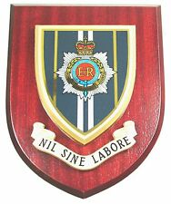 RASC ROYAL ARMY SERVICE CORPS CLASSIC HAND MADE IN UK REGIMENTAL MESS PLAQUE
