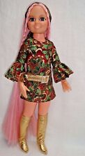"""__CHRISTMAS SET__4 pc for vintage 17 1/2"""" Ideal Crissy,Tressy & Kerry doll 102"""