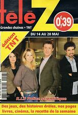 TELE Z N°1496 RIS police scientifique